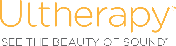 ultratherapy logo - see the beauty
