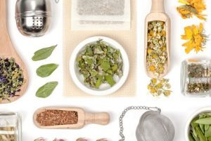 Green Tea and Herbal Supplements